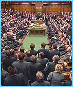 Loads of MPs wanted to hear the debate