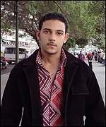 Amir, estudiante
