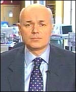 Conservative leader Iain Duncan Smith MP