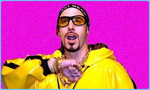 Ali G: the king of bling?