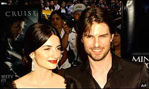 Pen�lope Cruz y Tom Cruise