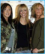 Atomic Kitten said they thought the charity was very important