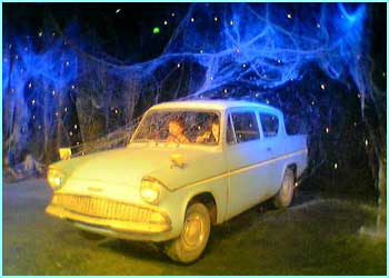 Chamber of Secrets car