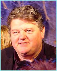 The Man in the Know! Robbie Coltrane admitted JK's told him some plot secrets from book five