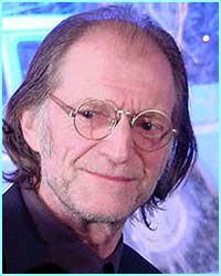 A rare smile from Filch, aka actor David Bradley
