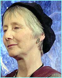 Gemma Jones who plays Madam Pomfrey
