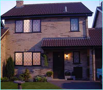 Number four, Privet Drive - yes, it really is Harry's house!