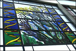 Wellcome Trust Sanger Institute window