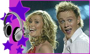 Britain's 2003 Eurovision entry, Jemini