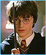 Harry in Chamber of Secrets. The DVD could break more records
