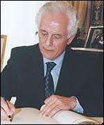 Mohsen Bilal, embajador de Siria en España.