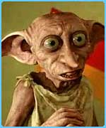 Dobby could upset Gollum at the Awards