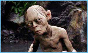 Will Gollum steal an MTV Award?