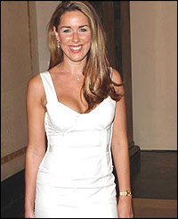 Actress Claire Sweeney
