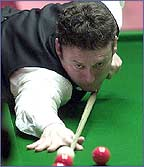 Jimmy White is the master of the screw shot