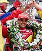 Indian�polis 500 2000-Juan Pablo Montoya (Archivo)