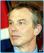 Tony Blair had been ready to quit