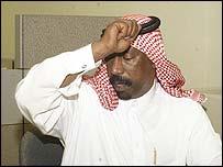 Палач Мохаммед Саад аль-Беши (фотография: Arab News)