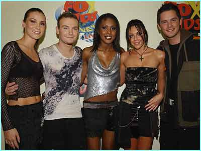 Liberty X oozed style as usual