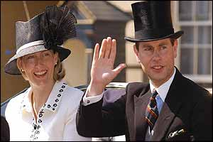 Edward and Sophie, Earl and Countess of Wessex