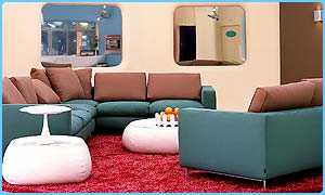 Big Brother 4 house living room
