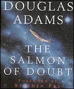 Обложка книги Дугласа Адамса