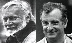 Кир Булычев и Дуглас Адамс