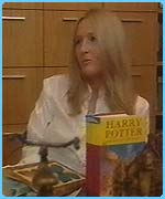 JK Rowling talks to Jeremy Paxman