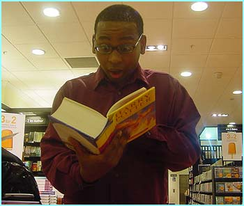 YOU WHAT?! Lizo can't wait to read the whole thing!
