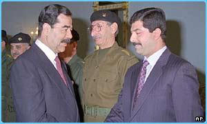 CBBC Newsround | WORLD | Saddam's sons 'alive and well ...