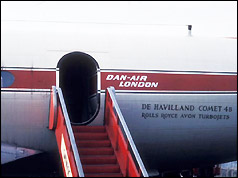 Dan-Air De Havilland Comet