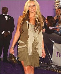 Brookside star Jennifer Ellison