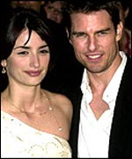 Penelopé Cruz y Tom Cruise.