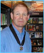 New Children's Laureate, Michael Morpurgo