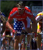 Sprint king Mario Cipollini