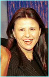 Tracey Ullman, who's been a popstar, comedienne and gave cartoon family the Simpsons their first break!