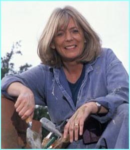 Alison Steadman, who's a talented comic and serious actress