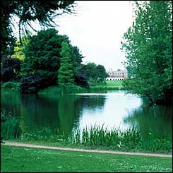 Lake in Kew