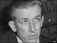 Richard Speck during a court appearance in Chicago - Dec 1966