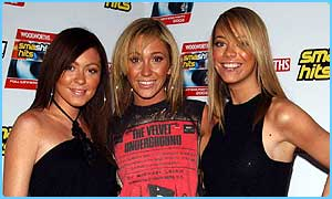 Atomic Kitten were due to play three gigs in South Africa