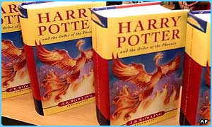 The order of the Phoenix audio books aren't cheap