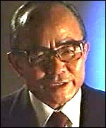 Former Central Committee worker Kim Duk Hong