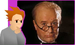 Robert Hardy plays Cornelius Fudge, Minister of Magic in the films