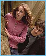 Hermione is a mudblood in the Potter books