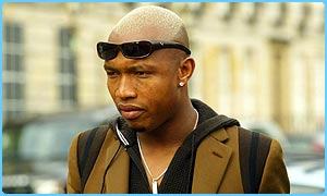 Cbbc Newsround Sport Footballer Diouf Fined For Spitting