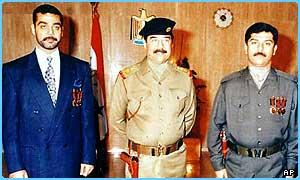 CBBC Newsround | WORLD | Have US troops killed Saddam's sons?  CBBC Newsround ...