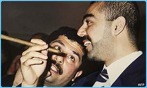 CBBC Newsround | WORLD | Saddam Hussein's sons have been ...  CBBC Newsround ...