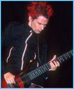 Matt Bellamy from Muse, who sold 5,000 copies of one of their tracks on the web