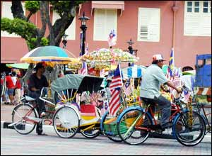 Malaysia's National Day in Malacca