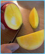 Mangoes: Yummy and healthy